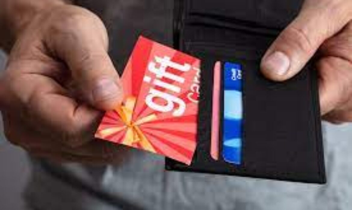 CONVERTING GIFT CARD TO NAIRA AT THE BEST RATE IN NIGERIA