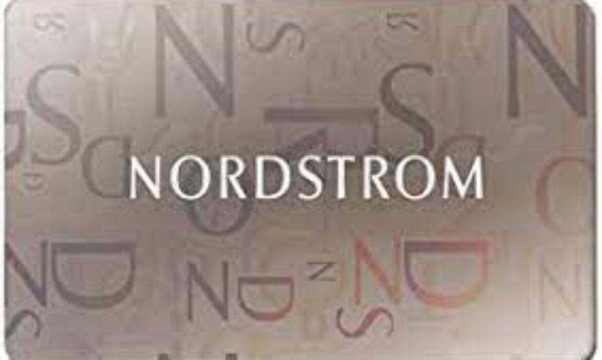 What You Should Know About Nordstrom Gift Cards