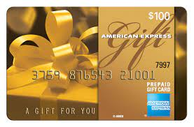 about AMEX gift card