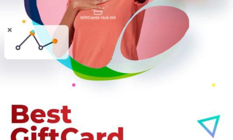 create account on gift cards hub