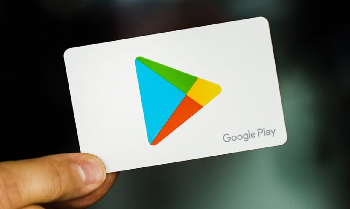 How to redeem and check your Google play gift card balance