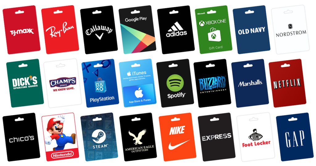 redeem your gift cards in nigeria