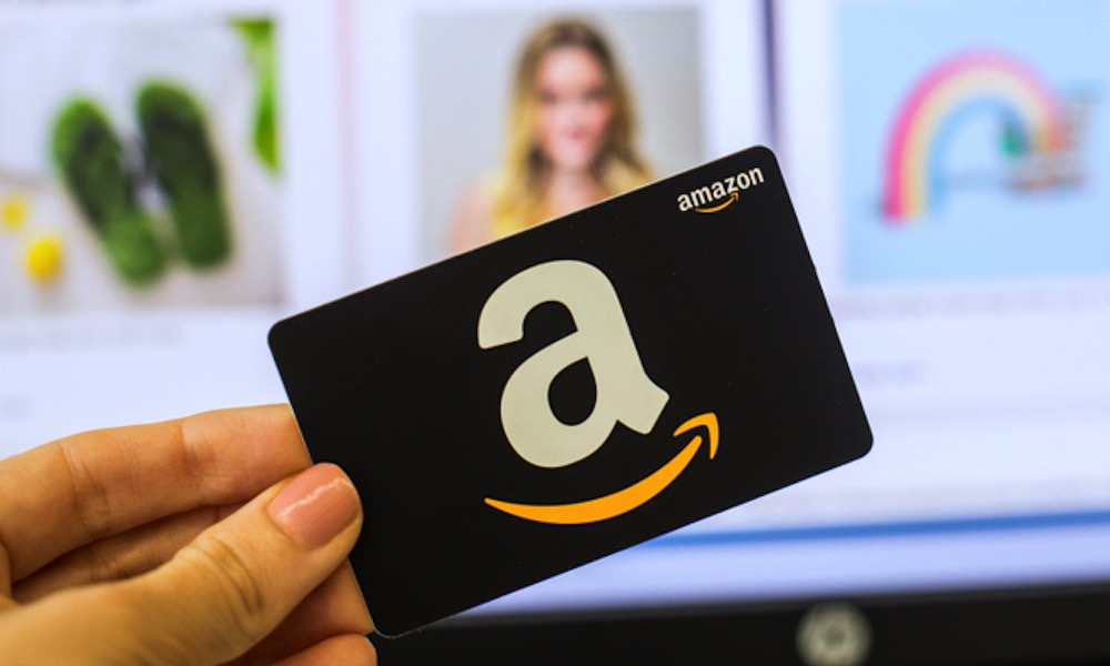 Where can I buy an Amazon Gift Card?